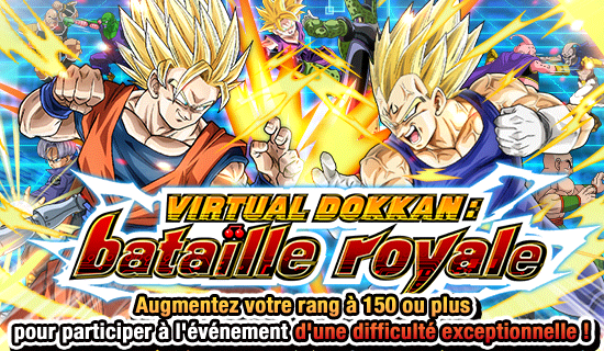Dokkan Battle Bataille Royale