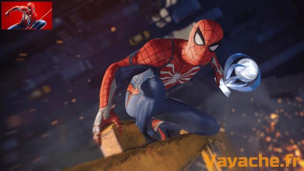 Platine Marvel's Spider-Man