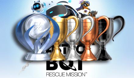 Platine Astro Bot Rescue Mission