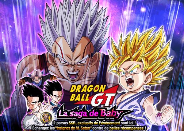 Dokkan Battle DBGT Saga Baby