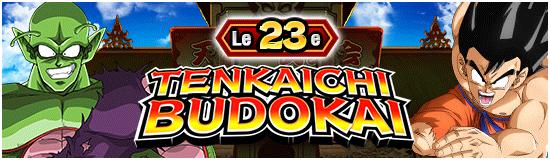 Dokkan Battle tournoi Tenkaichi Budokai 23