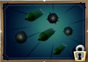 Skylanders Dive-Clops Torpille MK II
