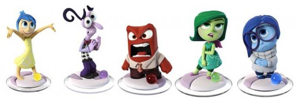 Figurines Disney Infinity 3.0 vice-Versa