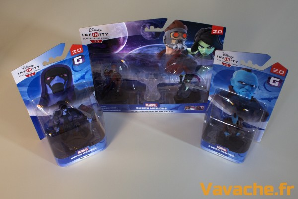 Figurines Disney Infinity 2.0