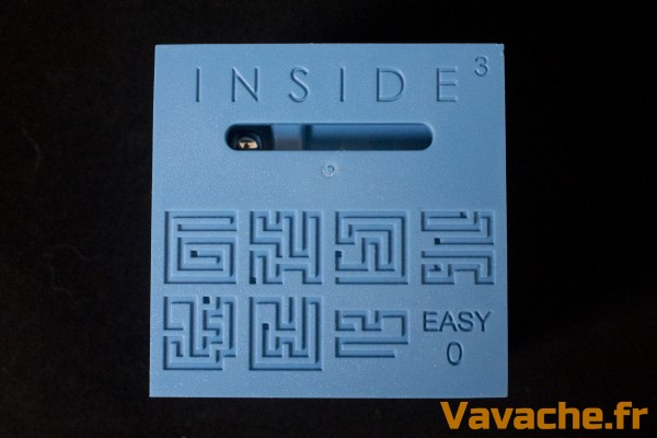 Labyrinthe 3D Inside 3 Easy 0