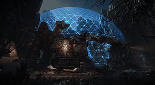 Evolve DLC Arena