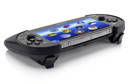Trigger Grip PlayStation Vita