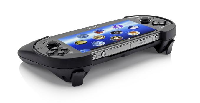 Trigger Grip PlayStation Vita