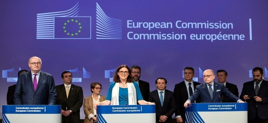 Trade Agreement between the EU and Mercosur