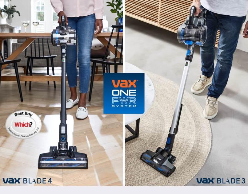 Vax Carpet Steam Vacuum Cleaners