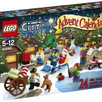 Il Calendario dell'Avvento della Lego