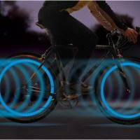 SpokeLit: Luci LED per le ruote delle vostre biciclette