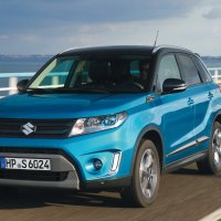 Suzuki Vitara: il fuoristrada è diventato un SUV