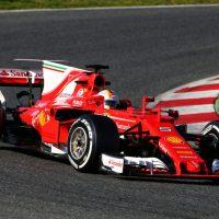 #Ferrari: la #SF70H è subito veloce a #Barcellona