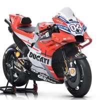 #MotoGP: presentata la #Ducati GP18 con cui Dovizioso e Lorenzo daranno la caccia al titolo mondiale 2018