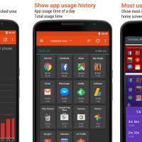 """""""App Usage"""", l'applicazione che ti mostra quanto usi le App in termini di tempo"""