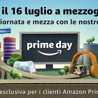 L'Amazon Prime Day 2018 inizia il 16 luglio. A partire da mezzogiorno ci saranno 36 ore di offerte!