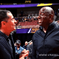 "NBA, Magic Johnson presenta i nuovi Lakers: ""Non vedo l'ora di iniziare"""