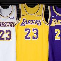 Ma quanto sono belle le nuove maglie dei Lakers?