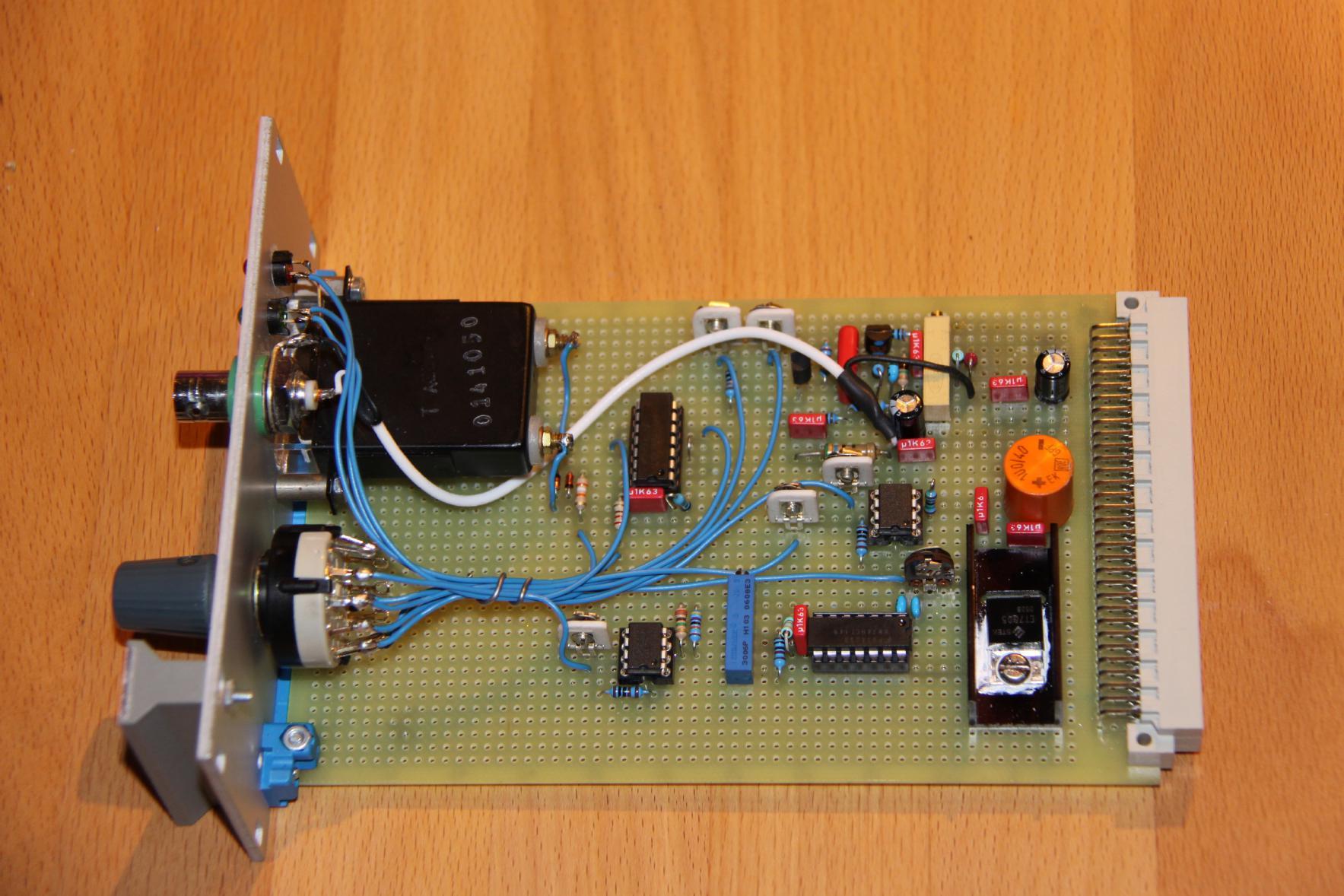 Quartz Crystal Oscillator Circuit Using Fet Oscillatorcircuit