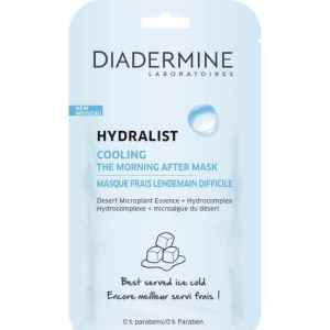 Diadermine Hydralist  Cooling - The Morning After Cilt Maskesi 8 Ml