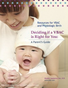 VBAC Resources for Parents