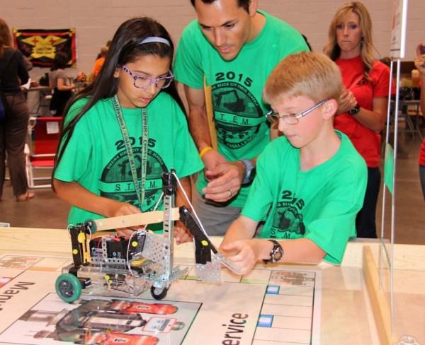 Stem Robotics & Maker Challenge Award Winners - Core