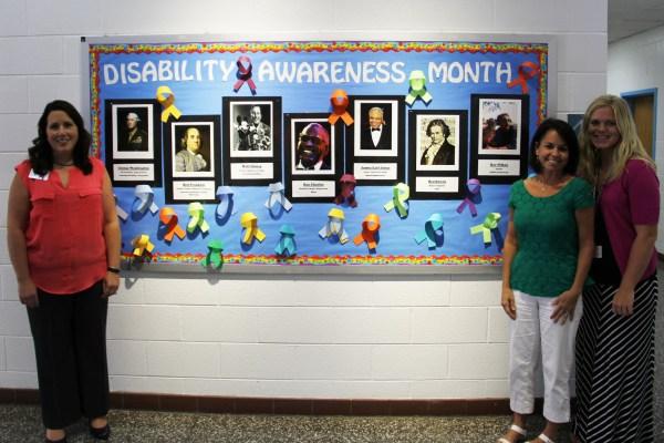 Disability Awareness Month Bulletin Board