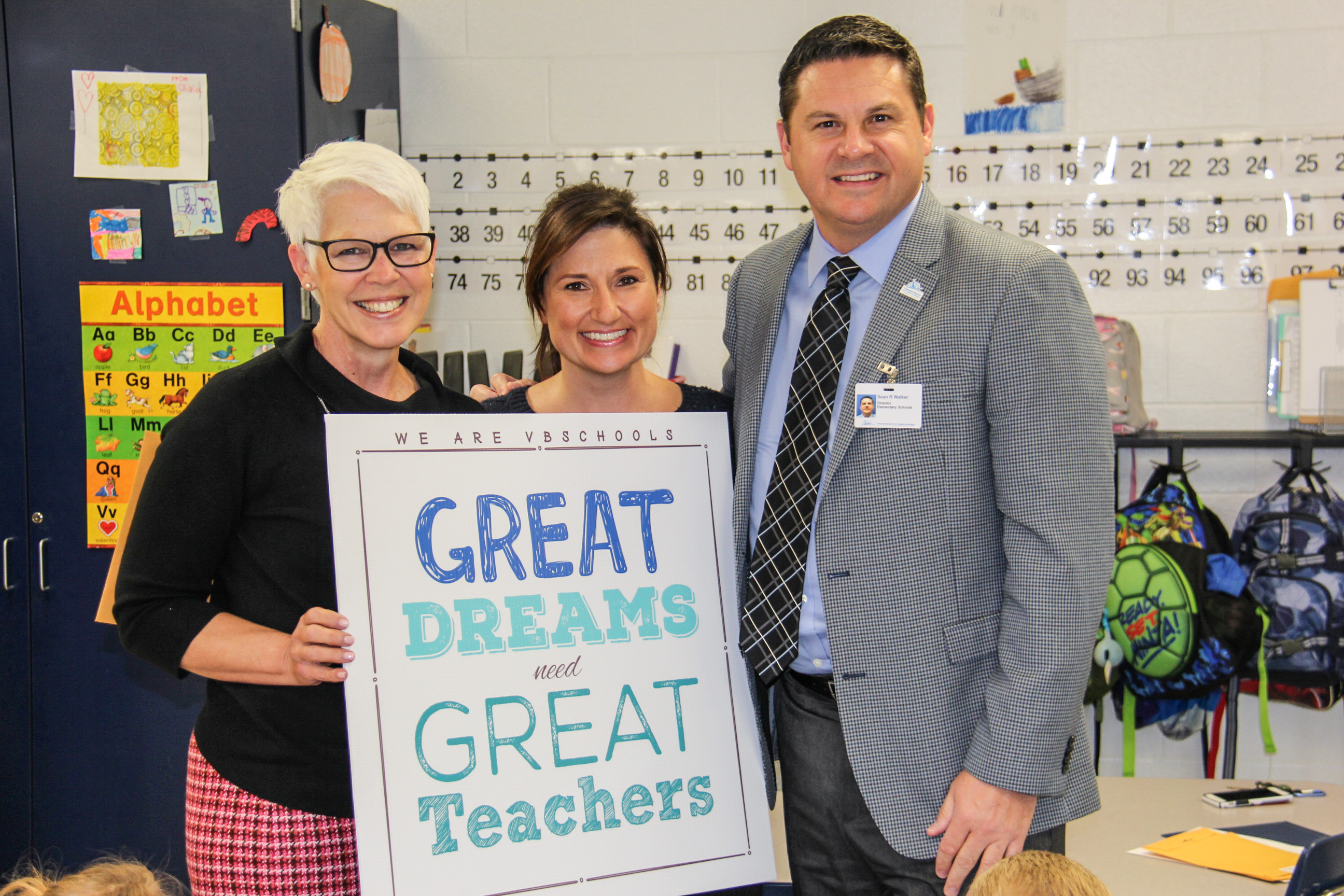 Great Teachers Recognized At 8 Schools