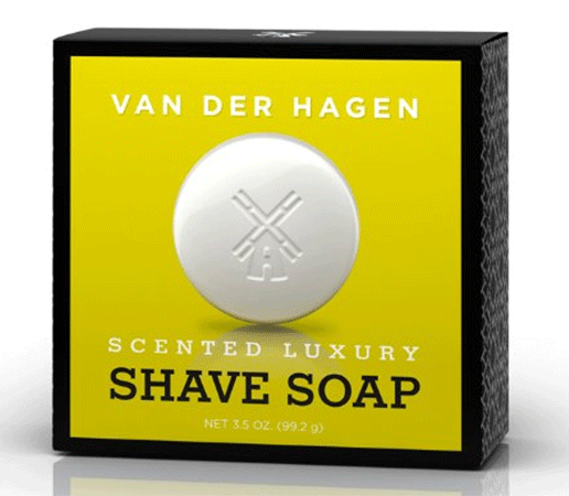 Ven Der Hagens Men's Luxury Scented Soap