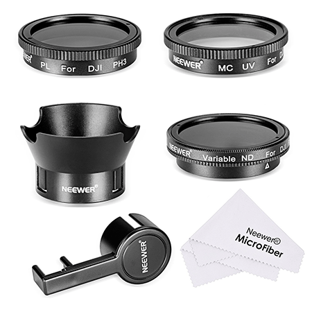 Neewer Filter & Accessory Kit