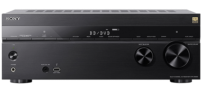 Sony STRDN860 7.2 Channel Hi-Res