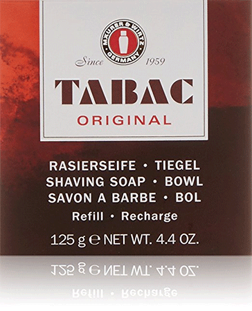Maurer &amp Wirtz Tabac Original Men Shaving Soap