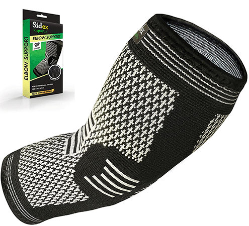 Compression Elbow Brace by Sidex