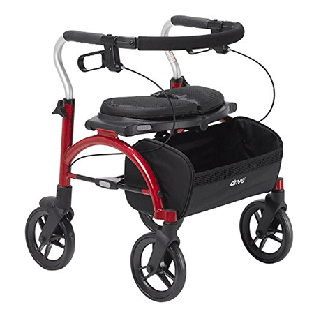 Drive Medical Arc Lite Rollator Walker