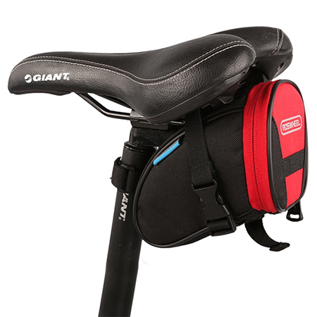 Roswheel Outdoor Cycling Bike Bicycle Saddle Bag