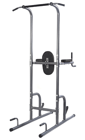 Goplus Chin Up Tower Rack Pull Up