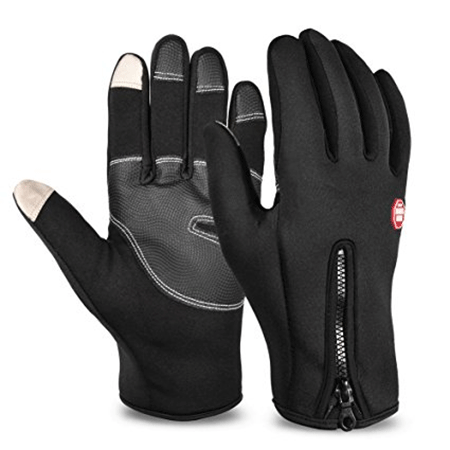 VBIGER Thick Warm Texting Gloves