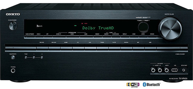 Onkyo TX-NR626 7.2-Channel Network Audio