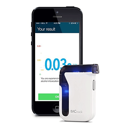 BACtrack Mobile Smartphone Alcohol Tester