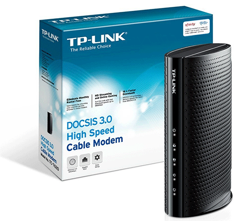 TP-Link DOCSIS 3.0 (16x4) High-Speed Cable Modem