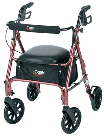 Carex Rolling Walker