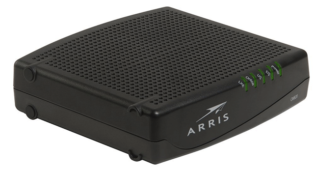 ARRIS Touchstone Cable Modem CM820