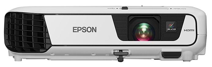 Epson Home Cinema Theater Projector