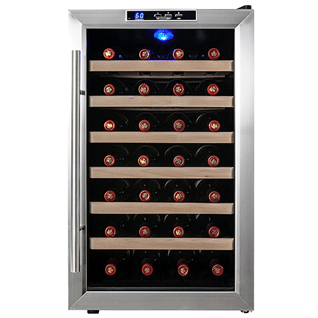 Firebird New Thermoelectric Wine Cooler