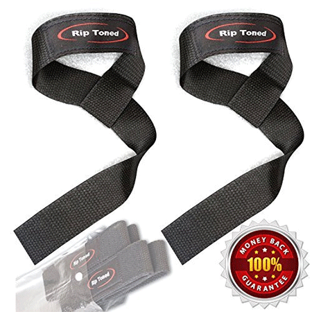 Lifting Wrist Straps by Rip Toned