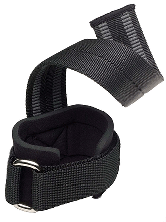 Harbinger Big Grip No-Slip Nylon Lifting Straps
