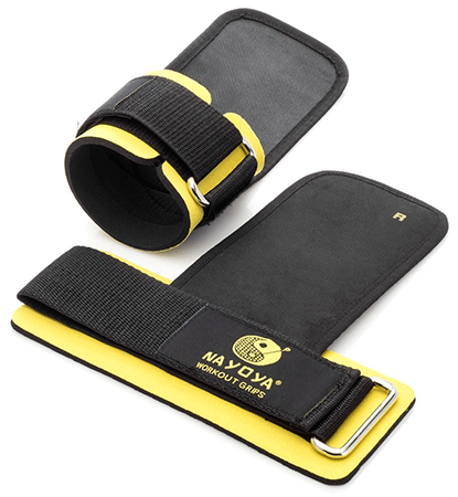 Nayoya Wellness Weight Lifting Straps