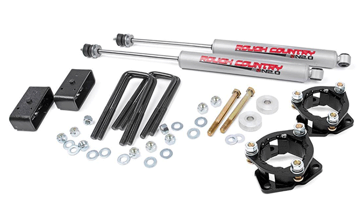 Rough Country Suspension 745N2 Suspension Lift Kit