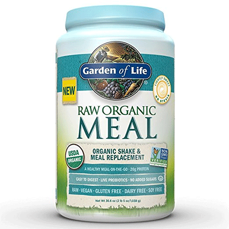 Garden of Life RAW Meal Replacement
